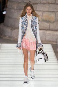 Défilé Louis Vuitton Prêt à porter Printemps-Été 2018