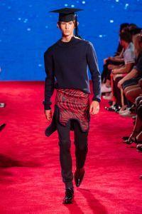 Défilé Calvin Klein Prêt à porter printemps-été 2019