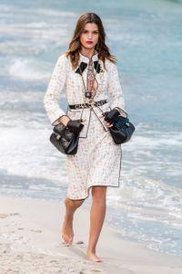 Défilé Chanel Prêt à porter printemps-été 2019