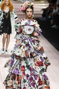 Défilé Dolce & Gabbana Prêt à porter printemps-été 2019