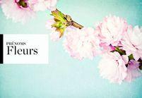Notre sélection de prénoms de fleurs