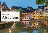 Notre sélection de prénoms Alsaciens