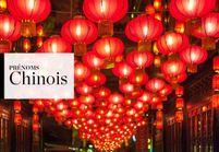 Notre sélection de prénoms Chinois