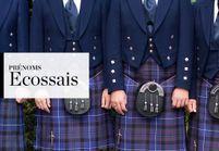 Notre sélection de prénoms Écossais
