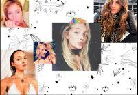 Les 15 plus jolis selfies de mannequins sans maquillage
