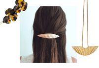 15 accessoires cheveux stylés pour passer l'hiver en beauté
