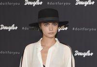 Cara Delevingne, imprévisible, elle change totalement de coupe de cheveux pour Puma
