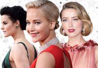 Golden Globes 2016 : qui était la mieux coiffée sur le tapis rouge ?