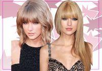 Taylor Swift : l'évolution coiffure d'une fille chic