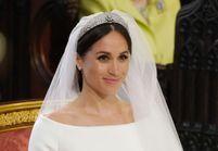 Mariage du prince Harry et Meghan : la mariée a opté pour un élégant chignon bas