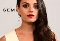 Mila Kunis n'a jamais eu les cheveux aussi courts et c'est canon !