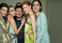 Défilés : la Fashion Week de Londres côté backstage