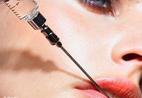 Du silicone pour les lèvres