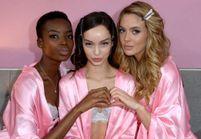 Avant/après : les Anges de Victoria's Secret sans maquillage (elles sont sublimes)