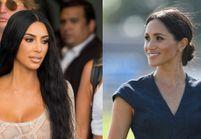 Découvrez le point commun entre Meghan Markle et Kim Kardashian