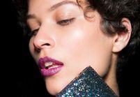 #GlitterLips : va-t-on adopter la bouche pailletée qui brille sur Instagram ?