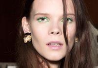Maquillage des yeux : on adopte la tendance jungle