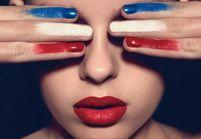 Maquillage de foot : on sublime le bleu blanc rouge