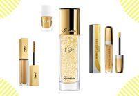 Maquillage or : des pépites dans votre vanity