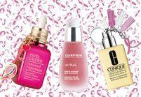 Ruban rose : la sélection beauté contre le cancer du sein