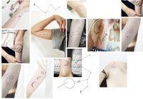Tatouage constellation : 15 idées pour avoir des étoiles dans les yeux