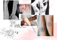 15 idées de tatouages à faire à deux