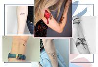 20 tatouages d'oiseau qui vont vous donner des ailes