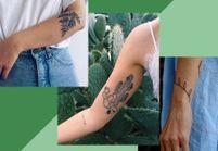 15 tatouages de plantes et végétaux pour décorer sa peau