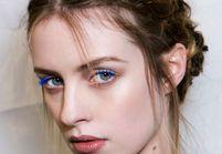 Tendance maquillage : comment porter le mascara de couleur