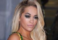 Brit Awards 2014 : Rita Ora, nouvelle icône beauté ?