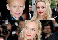 Cannes 2011 : alerte bouches fuchsia sur le Red Carpet