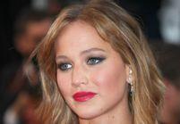 Cannes 2013 : on aime la bouche framboise de Jennifer Lawrence