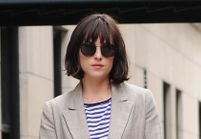 Dakota Johnson passe au carré court