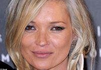 Kate Moss et sa mèche grise dans les cheveux : un flop ?