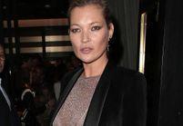 L'astuce de Kate Moss pour une peau rebondie est glaçante