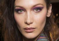 Le secret de Bella Hadid pour bien appliquer son mascara