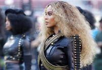 Le secret du make-up métallique de Beyoncé au Super Bowl