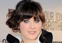 On veut toutes le Beauty Look de : Zooey Deschanel