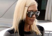 Original : la mèche noire de Gwen Stefani