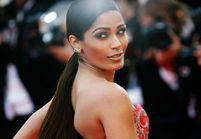 Oui, la queue-de-cheval se porte aussi sur tapis rouge à Cannes