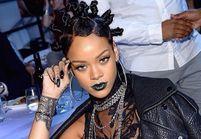 Rihanna ose le maquillage ghetto gothique