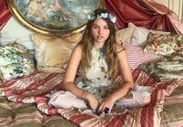 Thylane Blondeau, fille de Véronika Loubry, nous dévoile sa routine beauté