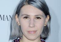 Zosia Mamet de « Girls » : des cheveux gris à 26 ans !
