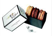 Des macarons Pierre Hermé offerts pour les clientes de Franck Provost