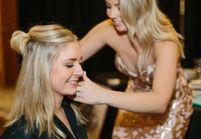 La nouvelle folie des mariées ? Se couper les cheveux durant la soirée