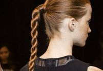 Twisted ponytail : torsadez votre queue-de-cheval !