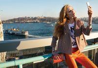 6 applis pour se faire belle en vacances