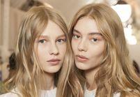 Backstages beauté Dior : minimalisme naturel au défilé haute-couture