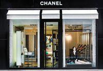 Chanel ouvre sa première boutique dédiée à la beauté