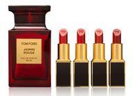 Des lèvres rouges grâce à Tom Ford